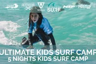 Image for event: The Ultimate Kids Surf Camp