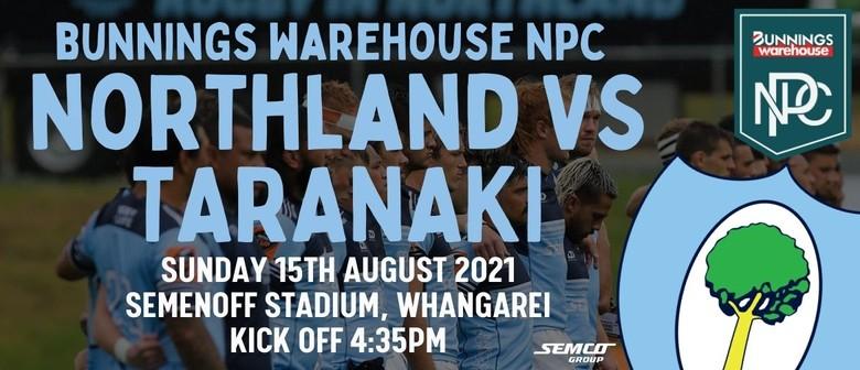 Northland vs Taranaki FPC & NPC DOUBLE HEADER