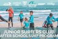 Image for event: Junior Surfers Club - After School Surf Program