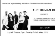 Image for event: The Human Kind: Solacium
