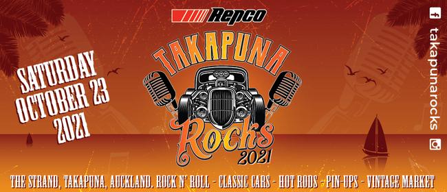 Repco Takapuna Rocks 2021