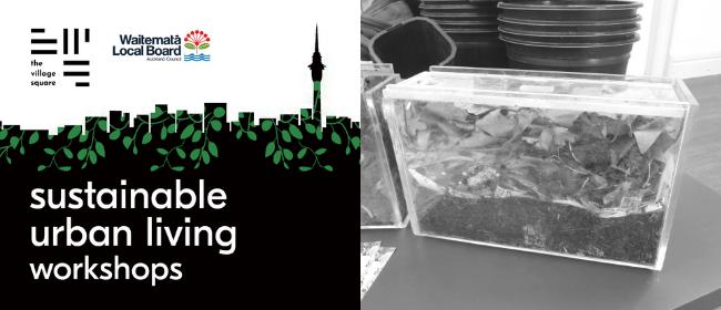 DIY Bokashi Bins & Cold Composting Workshop