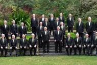 Image for event: New Zealand Male Choir South Island Tour 2021: CANCELLED