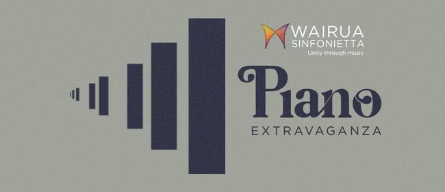 Wairua Sinfonietta Presents: Piano Extravaganza
