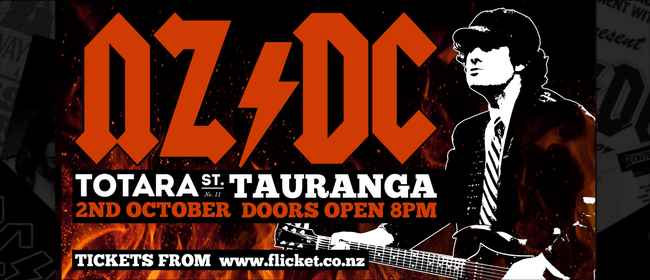 NZDC - NZ's No.1 ACDC Experience: CANCELLED