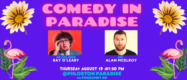 Comedy in Paradise