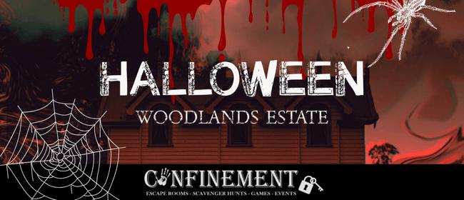 Woodlands Halloween Night: CANCELLED