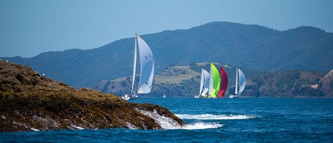 20th CRC Bay of Islands Sailing Week