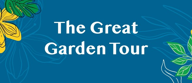 The Great Garden Tour and Spring Plant Sale