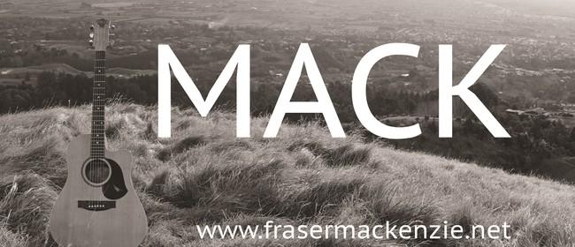 Fraser Mack at Hygge Cafe