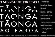 Image for event: Dunedin Youth Orchestra - Tāonga Aotearoa: CANCELLED