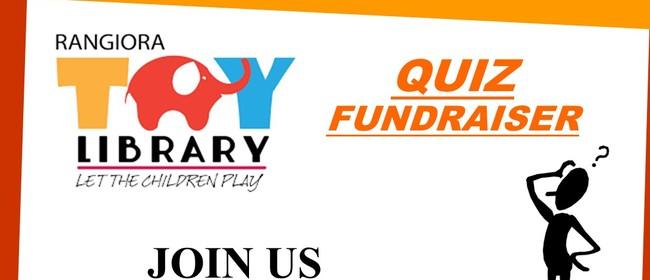 Quiz Night- Rangiora Toy Library Fundraiser