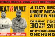 Image for event: Meat vs Malt Onehunga