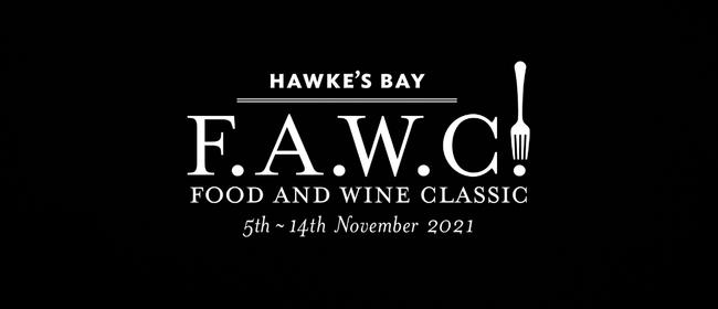 F.A.W.C! Fish and Bish: POSTPONED