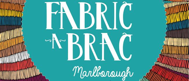 Fabric-a-brac Marlborough 2021: CANCELLED