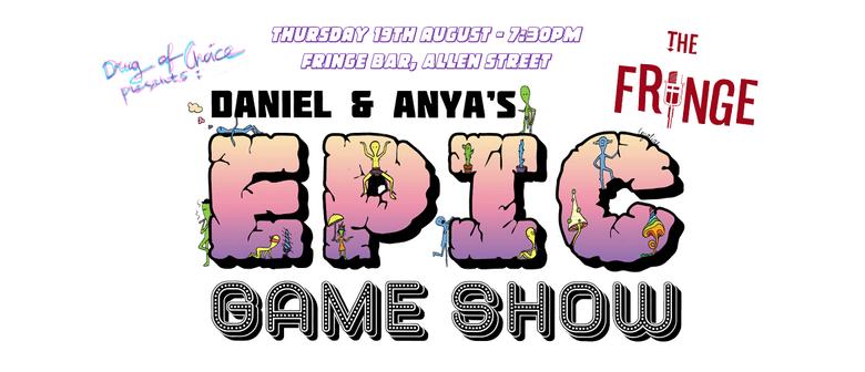 Daniel & Anya's Epic Game Show
