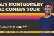 Image for event: Guy Montgomery By Name, Guy Montgomery By Nature: POSTPONED