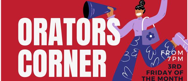 Orators Corner