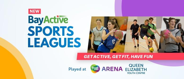 BayActive Sports League - Monday Fastnet Netball