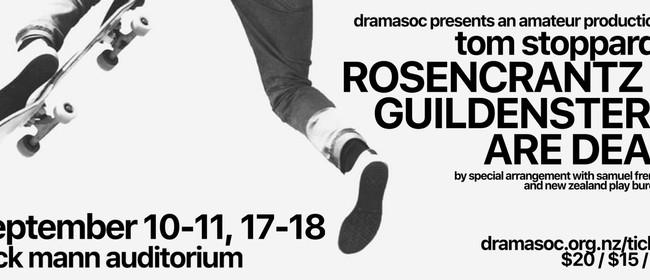 DramaSoc's Rosencrantz & Guildenstern are dead