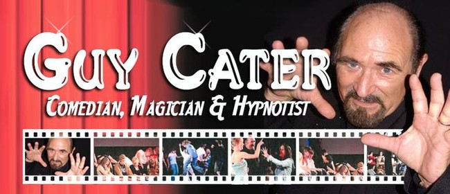 Guy Cater NZs International Comedian & Hypnotist: CANCELLED