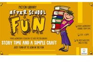 Image for event: After School Fun: POSTPONED