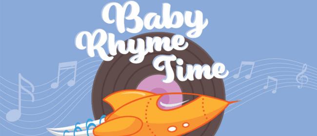 Baby Rhyme Time: POSTPONED