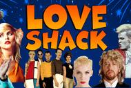 80's Super Band 'Love Shack'