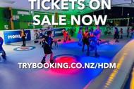 Image for event: Ice Skate Tour - Otonga School Disco Skate Night
