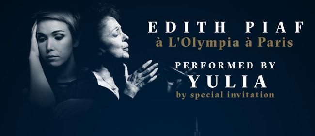 Edith Piaf à L'Olympia à Paris: POSTPONED