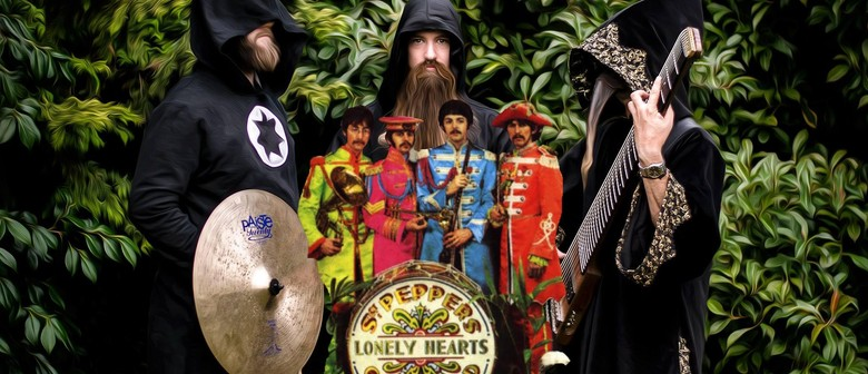 Psychedelic Beatles Night with Rhomboid