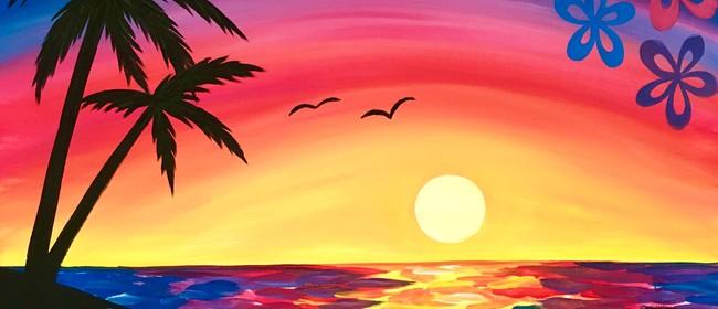 Dragvine - Pride Sunset