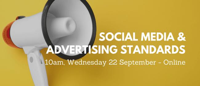 Social Media and NZ Advertising Standards - Online Workshop
