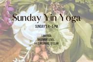 Image for event: Sunday Yin Yoga