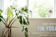 Good Morning Yin Yoga