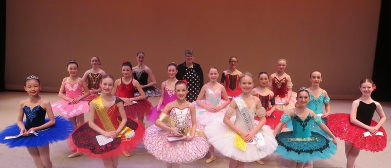 Palmerston North Dance Association Competition Festival