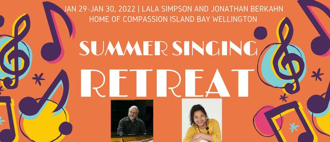 Summer Singing Retreat