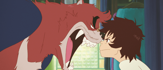 Japanese Film - The Boy and the Beast: CANCELLED