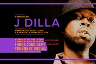 Image for event: A Tribute to JDilla