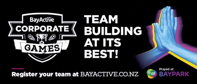 BayActive Corporate Games