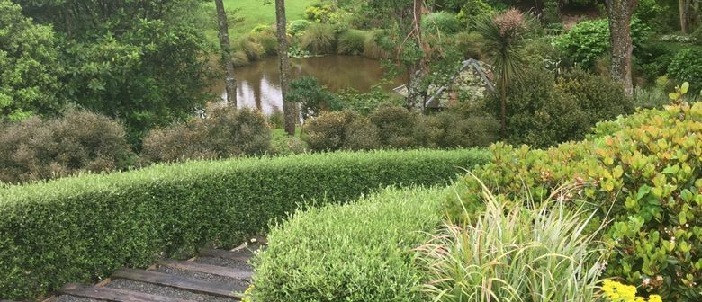 Pepped Warbeck Garden guided tour