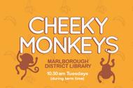Image for event: Cheeky Monkeys: POSTPONED