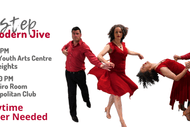 Image for event: Basestep Beginners and Social Dancing