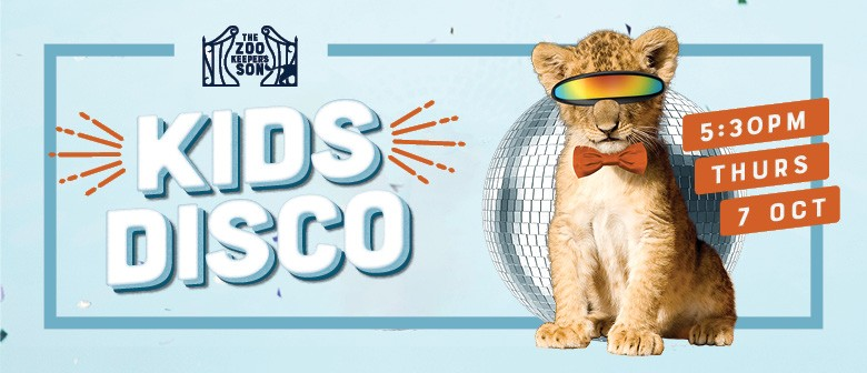 Zookeeper's Son Kids Disco: CANCELLED