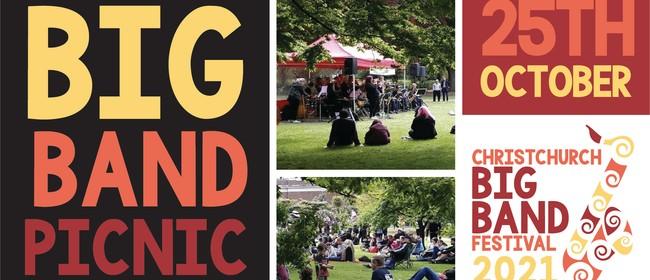 The Christchurch Big Band Festival Picnic