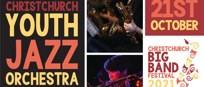 Christchurch Youth Jazz Orchestra