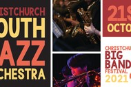 Image for event: Christchurch Youth Jazz Orchestra
