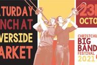 Image for event: Saturday Big Bands at Riverside Market