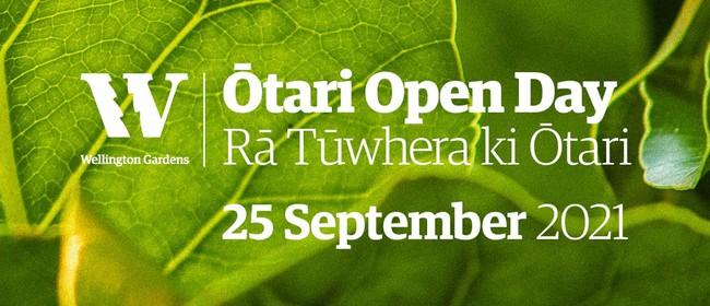 Ōtari Open Day: CANCELLED