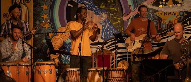 Yaw Asumadu and Ozi Ozaa
